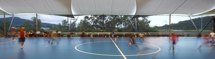 Futsal Stadium, Redlynch Cairns